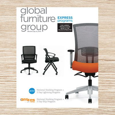 Global Furniture Cover Page
