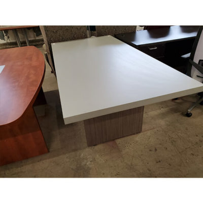 Global Gray Conference Table