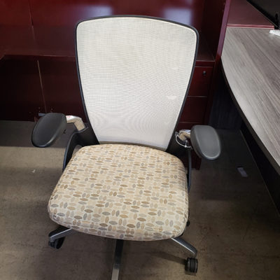 Hon Office Chair with decorative seat cushion