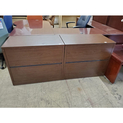 Hon Lateral FIle Cabinet in Walnut