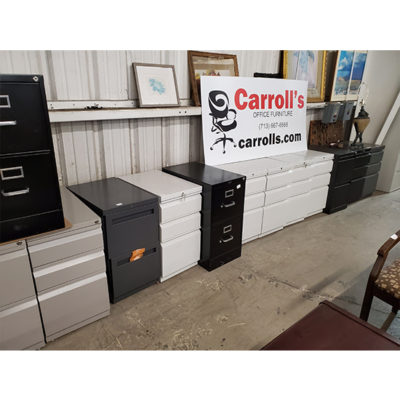 variety of mobile filing cabinets