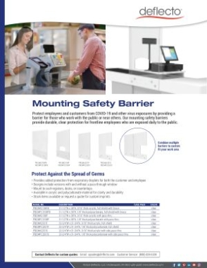 Carrolls-Office-Social-Distancing-Mounted Safety Barrier Sell Sheet (v3)